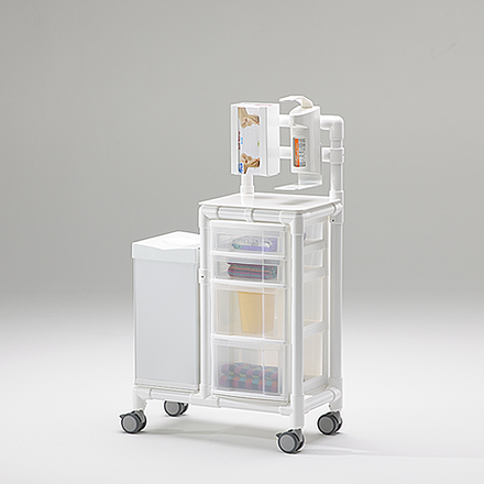 MRSA a hygienické vozíky RCN